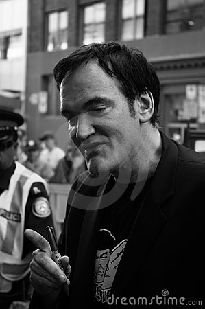 Free Tarantino 4 Stock Photography - 10529462