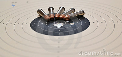 Target and ammunition