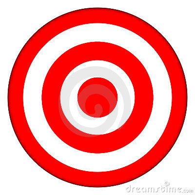 Free Target Bullseye Bulls Eye Stock Photo - 9468250