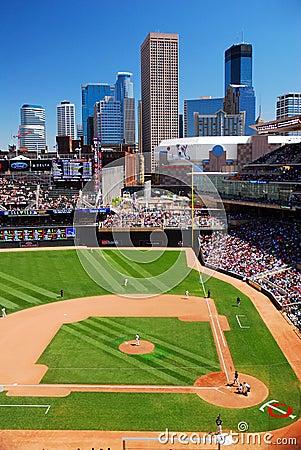 Free Target Field, Minneapolis Royalty Free Stock Photo - 89291445