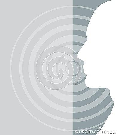 Target Head Silhouette 2