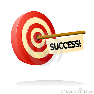Target to success