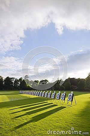 Free Targets Royalty Free Stock Photo - 15657875
