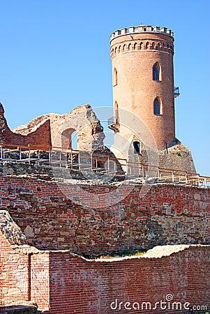 Targoviste: Chindia Tower Stock Images - Image: 16192694