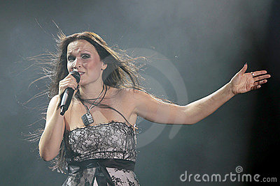 Tarja at Masters of Rock 2010 Editorial Photography