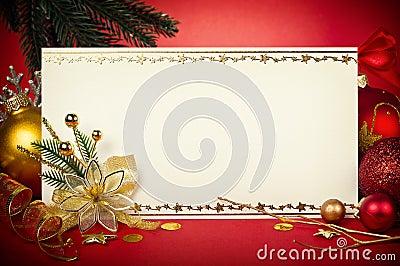 tarjeta de navidad a personalizar imagenes de archivo