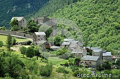Tarn Gorges - Picturesque Haml