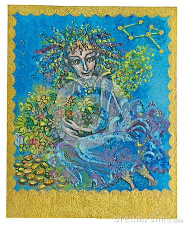 Tarot card - Abundance