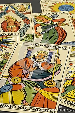 Free Tarot Cards. Stock Photos - 14440703