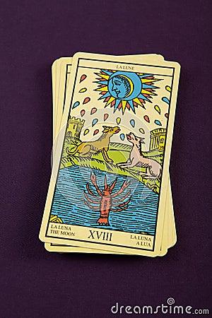 Tarot der Mond