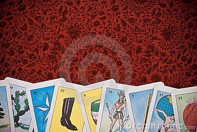 Tarot Fortune Cards