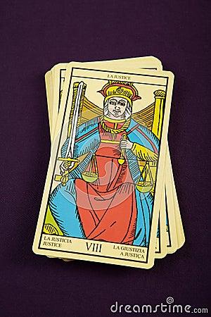 Tarot Justice