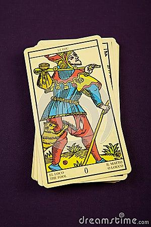 Tarot lo sciocco