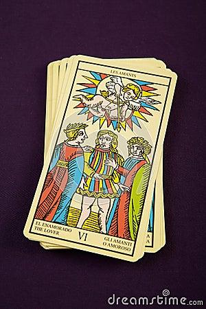 Tarot The Lover