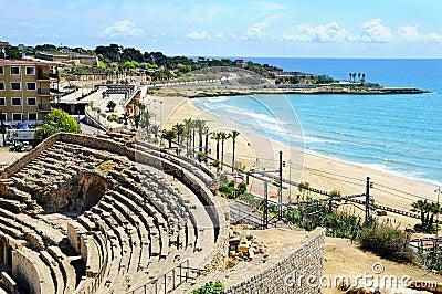 Tarragona s Roman amphitheater