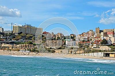 Tarragona, in Spain