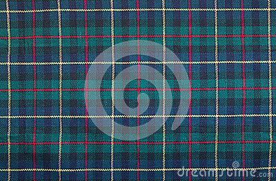 Tartan blanket background