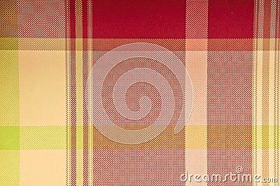 Tartan cloth