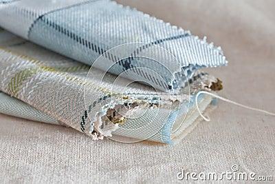 Tartan fabrics