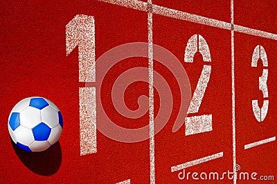 Tartan soccerball