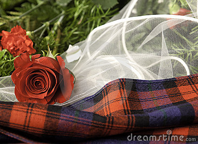 Tartan Wedding Elements