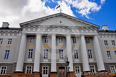 Tartu univercity, Estonia
