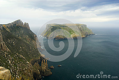 Tasman Island Cape Pillar