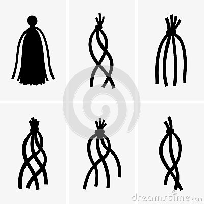 Free Tassels Royalty Free Stock Photography - 68676907