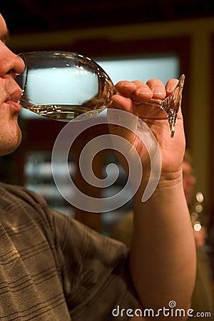 Taste of wine