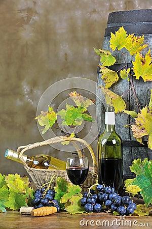 Tasting wine two