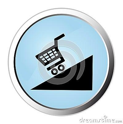 Bottone di web di promozione