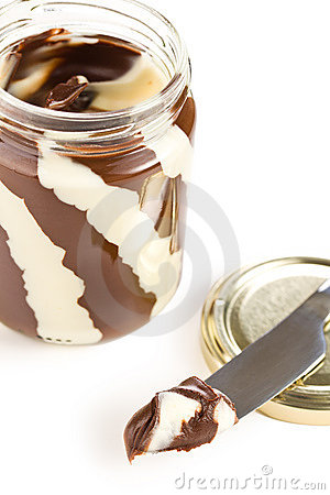 Tasty chocolate spread