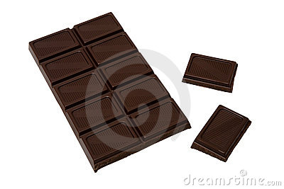 Tasty dark chocolate