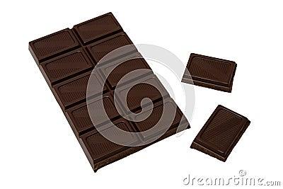 Tasty dark chocolate