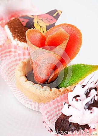 Tasty pastry