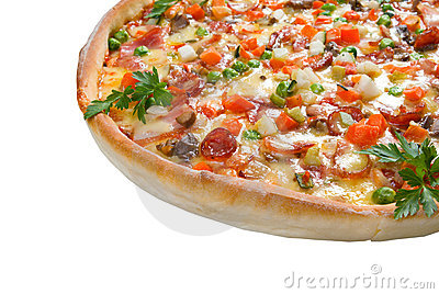 This is a tasty pizza