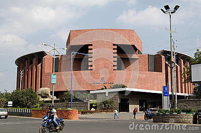 Tata Consultancy Offices, Hyderabad Editorial Stock Photo