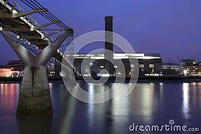 Tate Modern Editorial Image