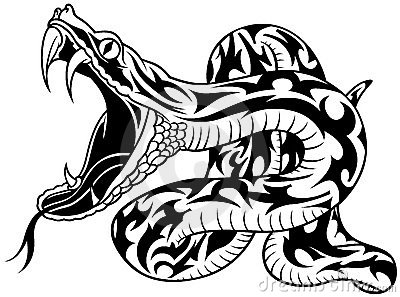 Tatouage de serpent