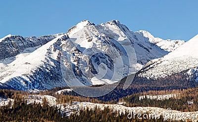 The Tatra Mountains