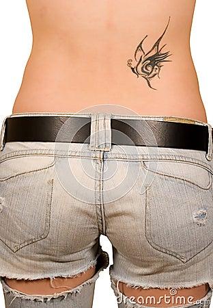 Free Tattoo Royalty Free Stock Photo - 1812765
