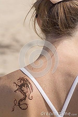 Free Tattoo Stock Image - 640551