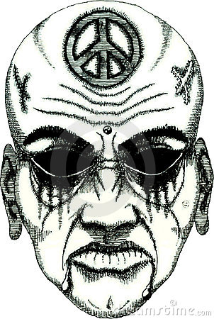 Tattoo daemon face