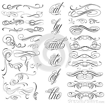 Free Tattoo Elements Stock Image - 40443921