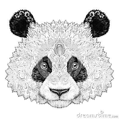 Kleurplaten Voor Volwassenen Tattoo.Mandala Kleurplaten Voor Volwassenen Panda Adult Mandala Cat Puppy