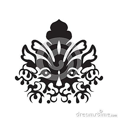 Tattoo of a tiger s head