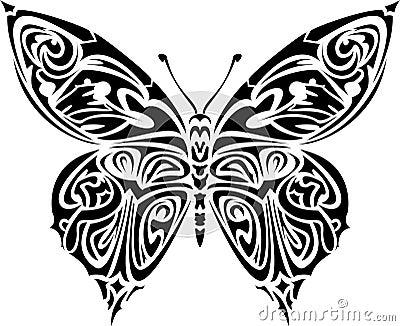 Tatuaż motyla