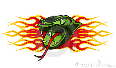 Tatuagem da serpente