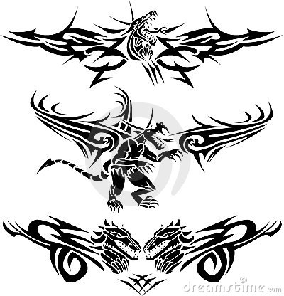 pin tatuaggio drago see it on pinterest. Black Bedroom Furniture Sets. Home Design Ideas