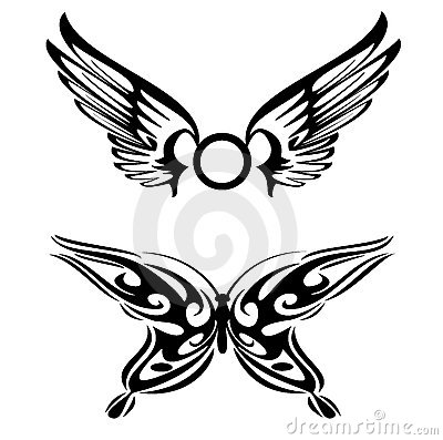 tatuajes de los thundercats. modelo tatuaje tribal. Fotografía de archivo libre de regalías: Tatuajes